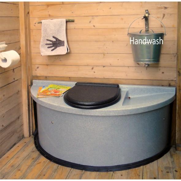 Toilette Sèche À Compost Vu Ekolet - Toilette Sèche serapportantà Toilette Seche Camping Car