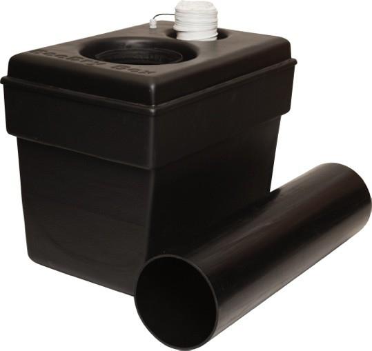 Toilette Sèche À Séparation Des Urines Wostman Eco Dry concernant Toilette Seche Achat