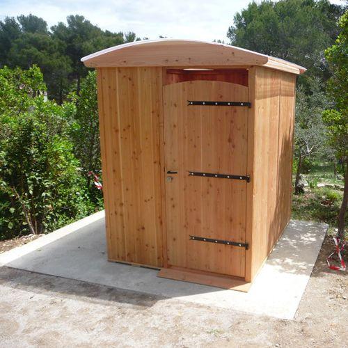 Toilette Sèche D'Extérieure | Toilette Seche, Toilettes à Toilette Seches