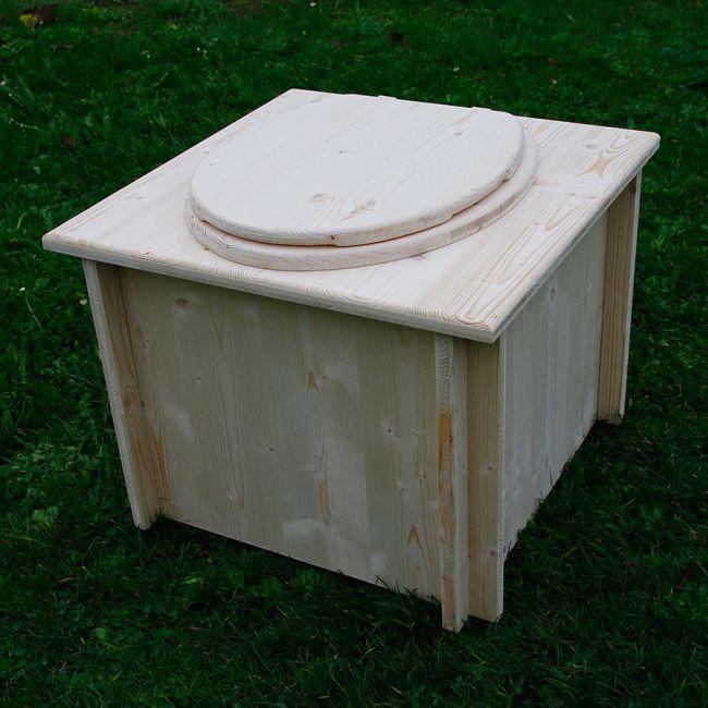 Toilette Sèche En Bois Pour L'Intérieur, Toilette Sèche concernant Toilette Seche Interieur