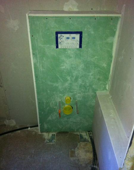 Toilette Suspendu - Wc Supendu : Installation, Prix, Devis encequiconcerne Toilette Suspendu Geberit