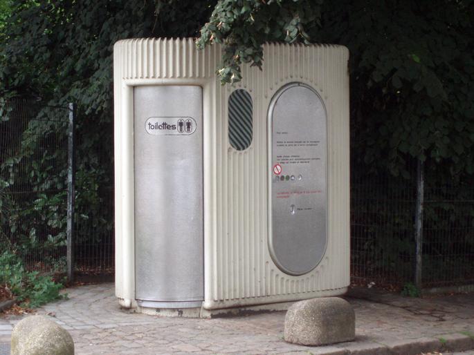 Toilettes À Lille - Zoom Sur Lille pour Toilettes Publics