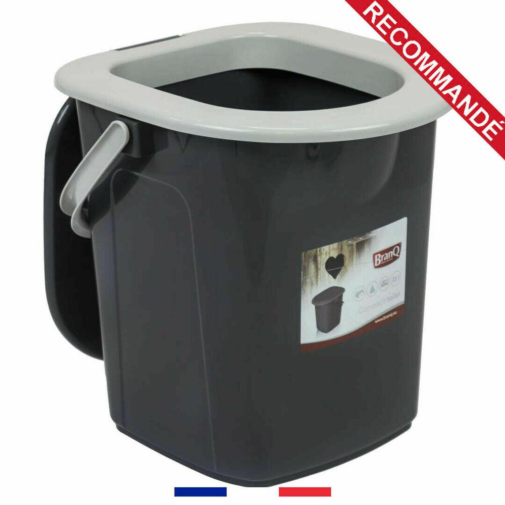 Toilettes Camping Toilette Sèche Portable Seau Wc Portatif concernant Toilette Seche Camping Car