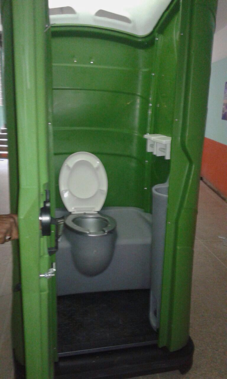 Toilettes Chimiques - Via Industrie - Casablanca - Maroc avec Toilettes Chimiques