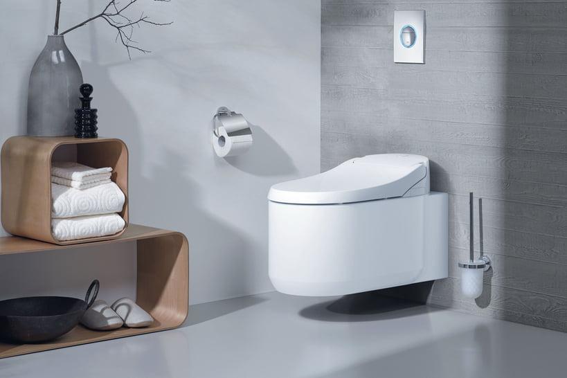 Toilettes : Comment Transformer Ses Wc En Espace Déco serapportantà Toilettes Japonais