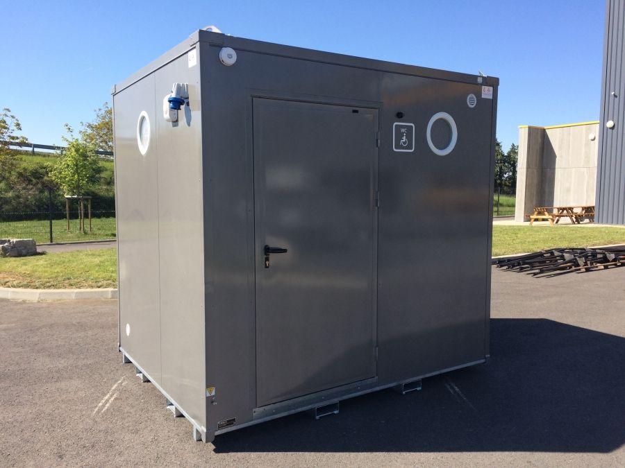 Toilettes Mobiles | Autonomes, Modulaires, Chimiques dedans Toilettes Mobiles Prix