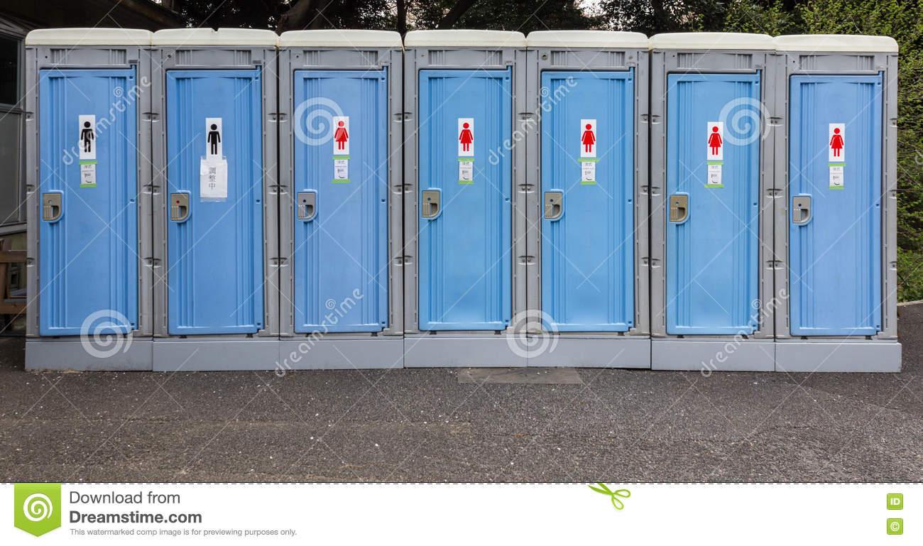 Toilettes Portatives Ou Carlingues Mobiles De Toilette serapportantà Toilettes Mobiles Prix