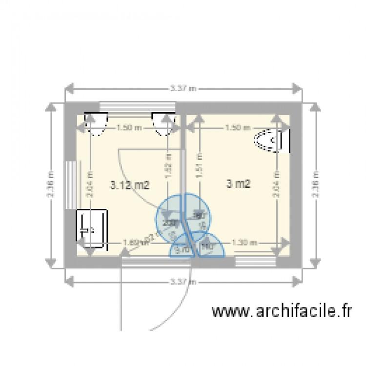 Toilettes Publiques 26 0416 Cloison Intérieure Avec Porte serapportantà Toilettes Publics