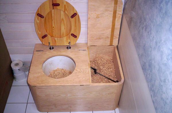 Toilettes Sèches avec Toilettes Seche