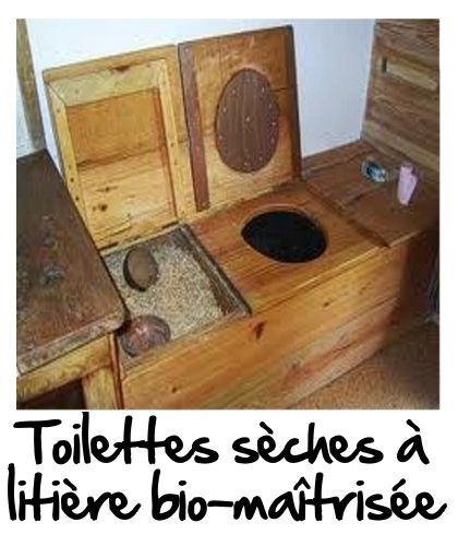 Toilettes Sèches : Chassez Les Préjugés ! (Avec Images serapportantà Toilette Seche Interieur