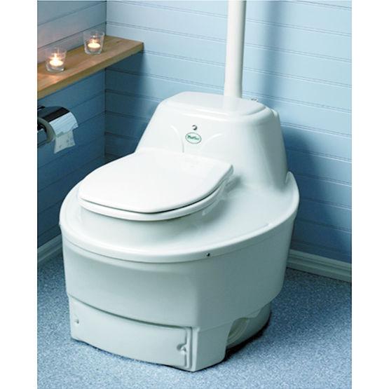Toilettes Sèches Électriques À Compostage Automatique serapportantà Toilettes Chimiques