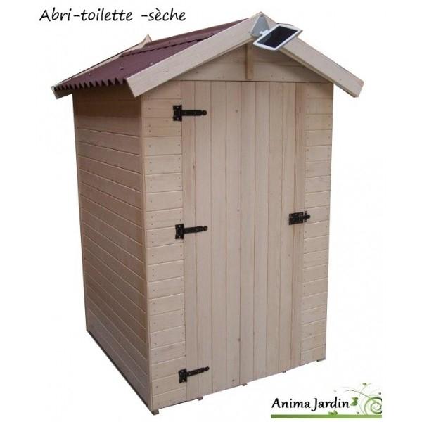 Toilettes Sèches En Bois Avec Sciure, Abri Extérieur, Prix destiné Toilette Seche Prix