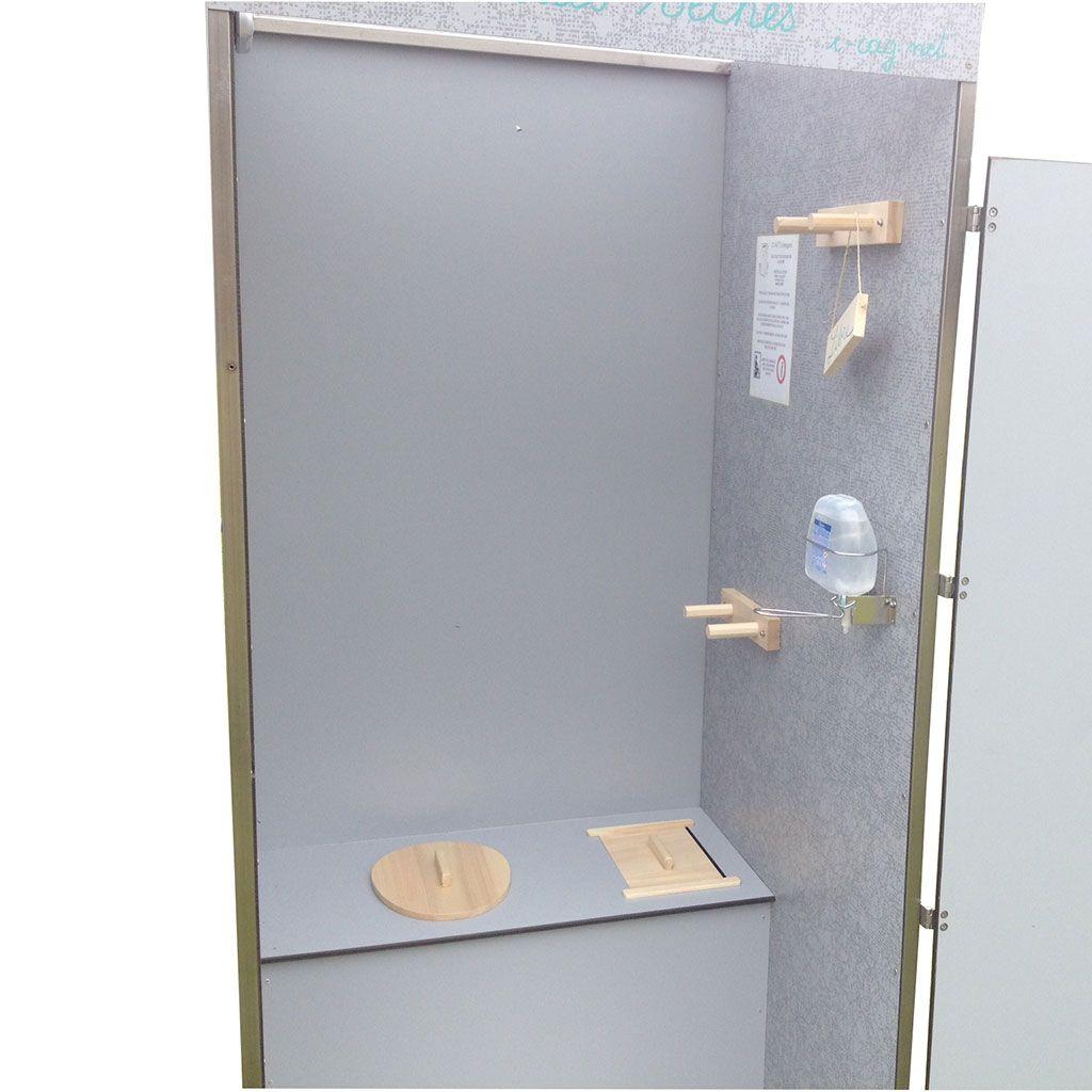 Toilettes Sèches En Inox, Modernes, Inusables, Mobiles Et avec Toilettes Sèches Prix