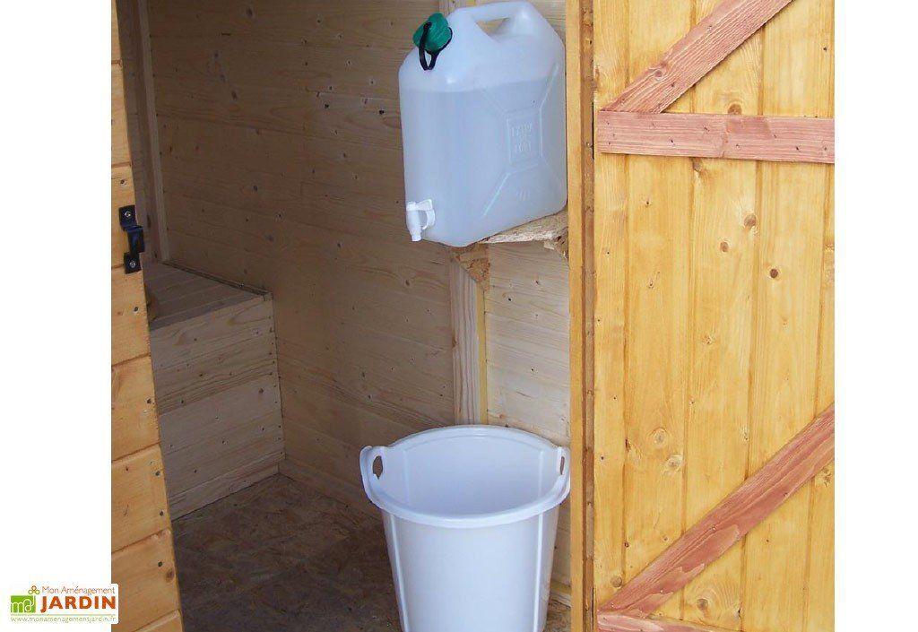 Toilettes Sèches Extérieur (120 X 160) - Habrita pour Toilette Seche Exterieur