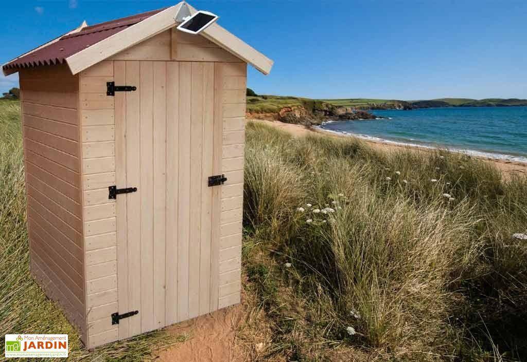 Toilettes Sèches Extérieur (120X120) - Habrita concernant Toilette Seche Exterieur
