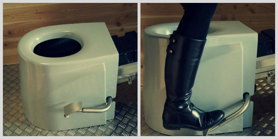Toilettes Sèches : Fonctionnement Et Différents Systèmes destiné Toilette Seche Fonctionnement