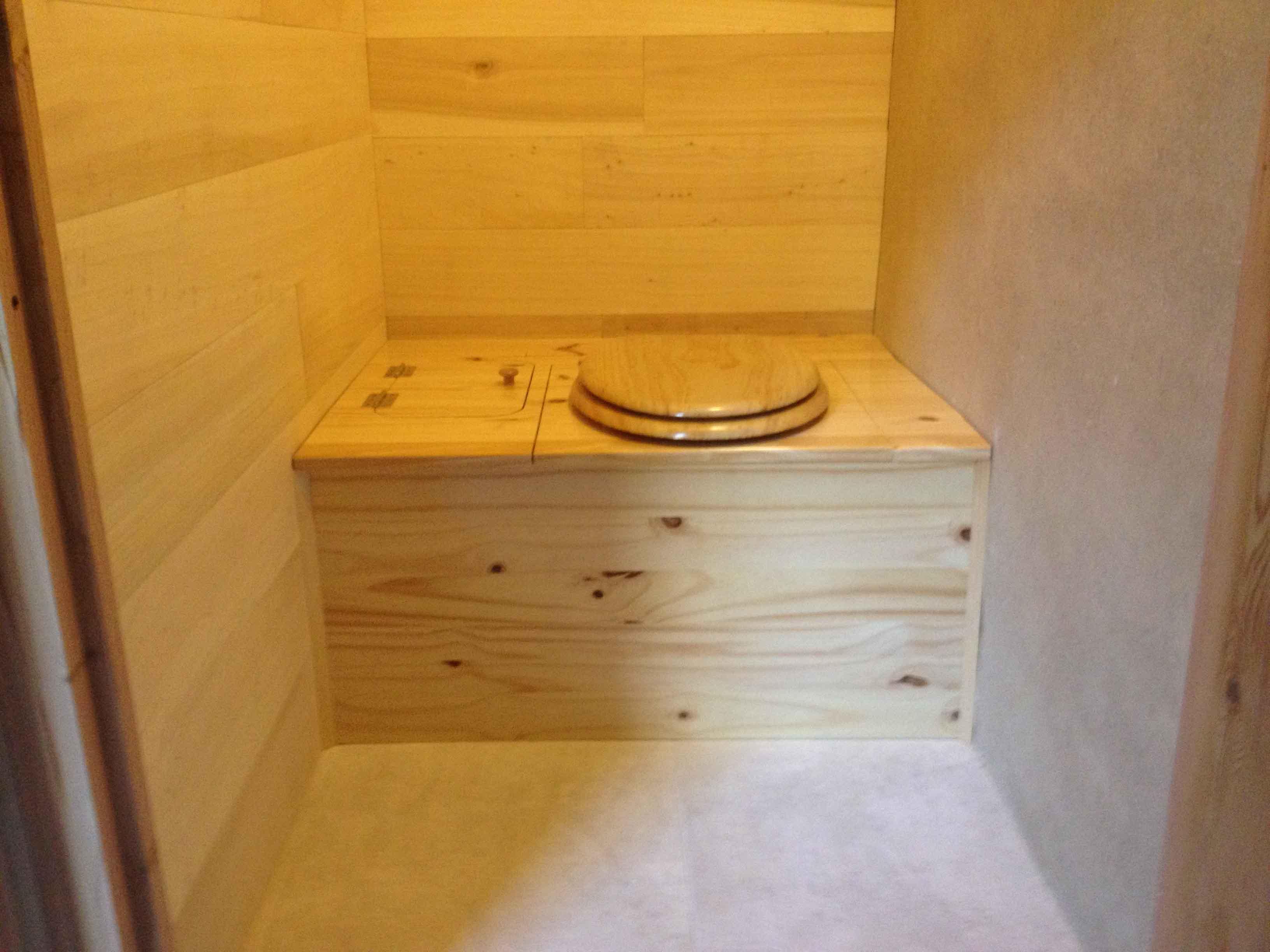Toilettes Sèches Sur Mesure   Fabulous Toilettes intérieur Toilette Seche Interieur Maison