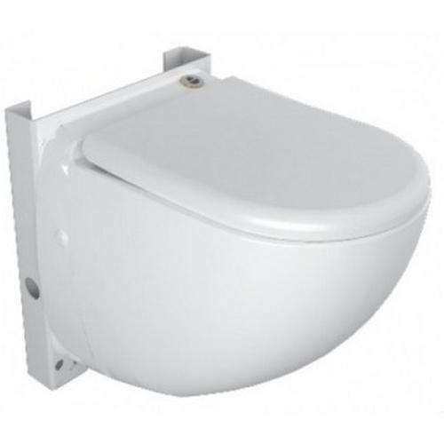 Toiletzitting - Sfa Sanicompact Comfort Toiletzitting Wit tout Toilette Sanibroyeur