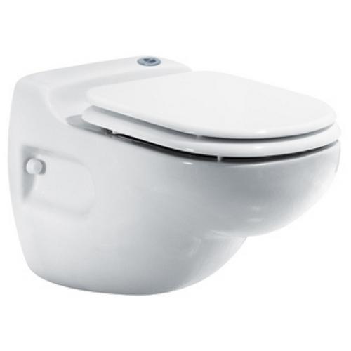 Toiletzitting - Sfa Sanicompact Star Toiletzitting Wit serapportantà Toilette Sanibroyeur