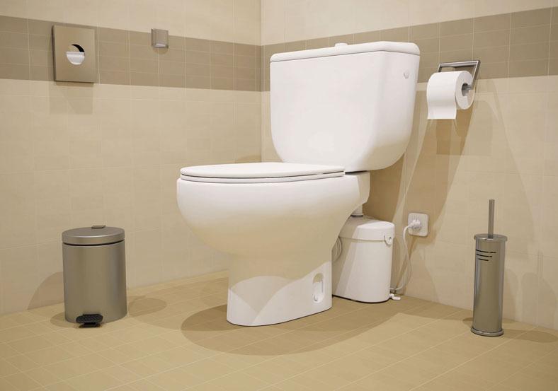 Tout Savoir Sur L'Espace Toilettes - Richardson encequiconcerne Toilettes Broyeur