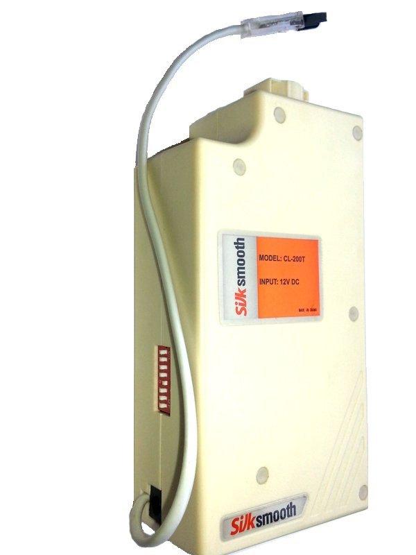 Tringle A Rideaux Électrique Sur Mesure destiné Rideau Electrique Interieur