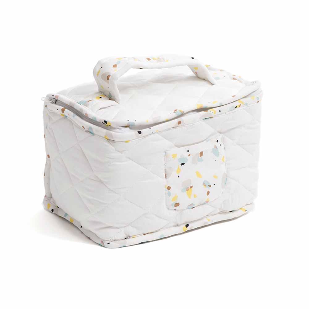 Trousse De Toilette Bébé Nougatine - Jaune Sweetcase Pour encequiconcerne Trousse De Toilette Bebe Naissance