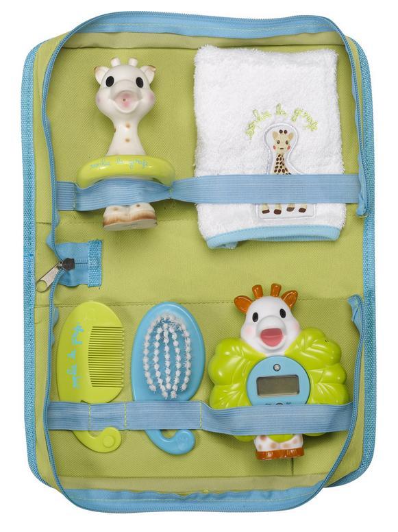 Trousse De Toilette Bébé Sophie La Girafe - Les Bébés Du tout Trousse De Toilette Bebe Personnalise