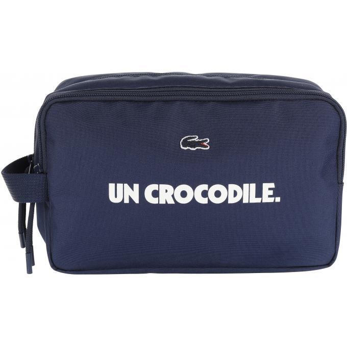 Trousse De Toilette Neocroc Fantaisie - Un Crocodile pour Trousse De Toilettes Homme