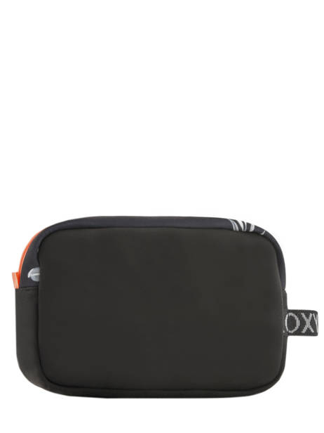 Trousse De Toilette Roxy H19.Beauti Neo Anthracite En destiné Trousse De Toilette Roxy