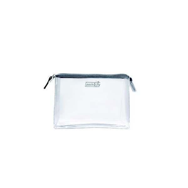 Trousse Toilette Cabine Transparente - Pack And Fly avec Trousse De Toilette Transparente Pour Avion