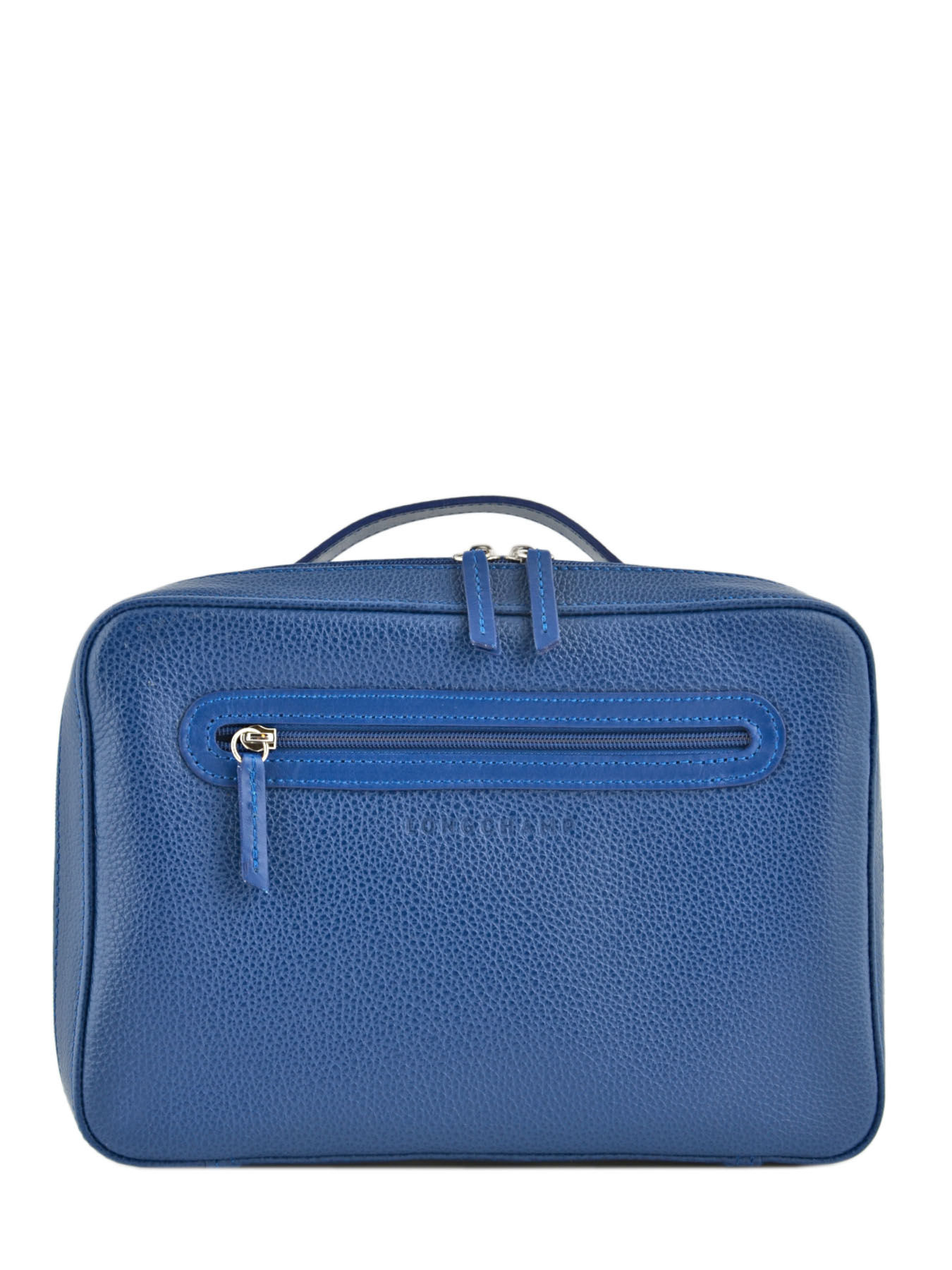 Trousses De Toilette Longchamp 1033021 Bleu Sur Edisac encequiconcerne Trousse De Toilette Homme Longchamp