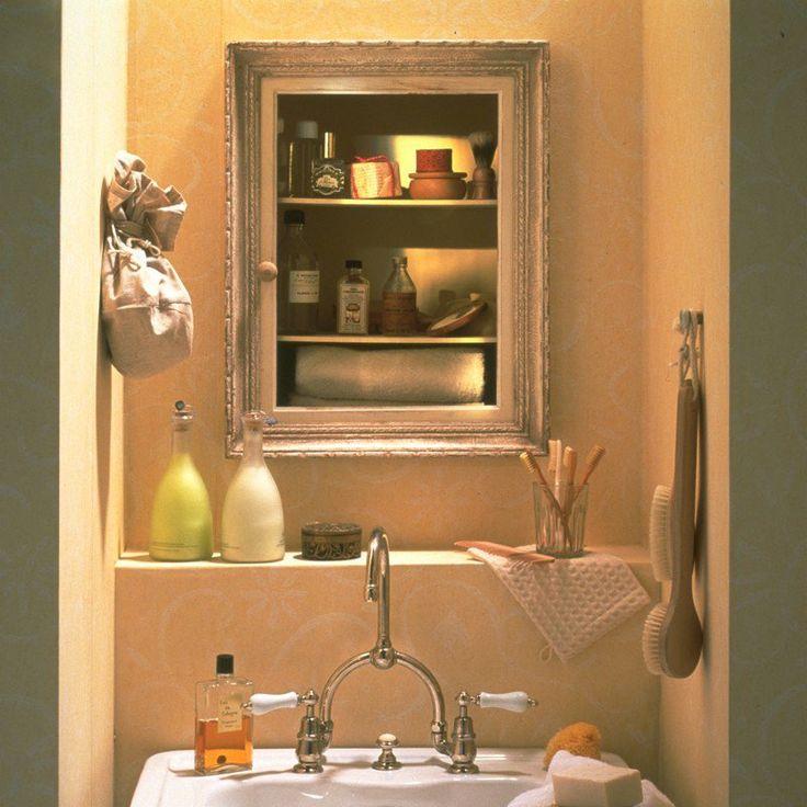 Un Encadrement De Placard Malin   Placard, Encadrement Et concernant Placard Toilette