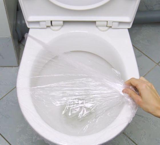 Une Astuce Insolite Pour Déboucher Les Toilettes encequiconcerne Toilette Sanibroyeur Bouché