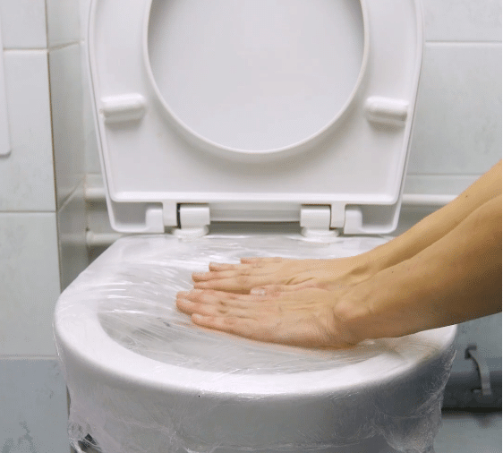 Une Astuce Insolite Pour Déboucher Les Toilettes pour Toilettes Bouchées