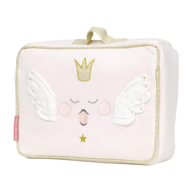 Valisette De Toilette Grand Format Princesse Swan   Little destiné Trousse De Toilette Enfants