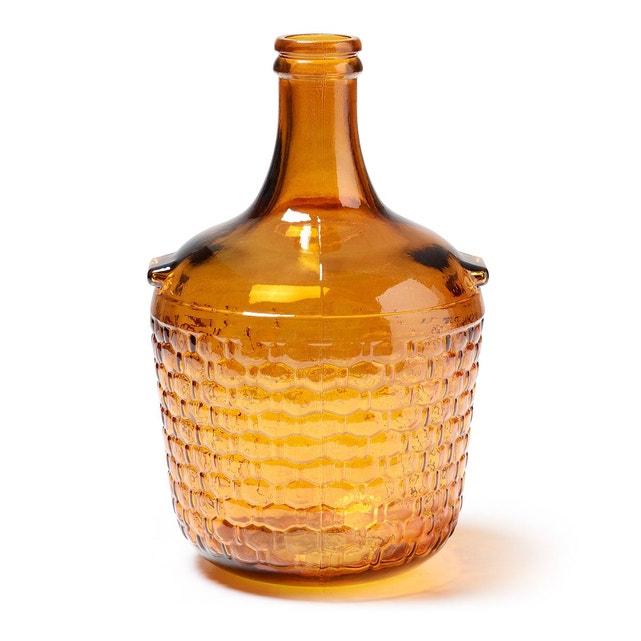 Vase Alesha, Orange 30 Cm Naranja Kavehome | La Redoute à Boisseau Cheminée 40X40