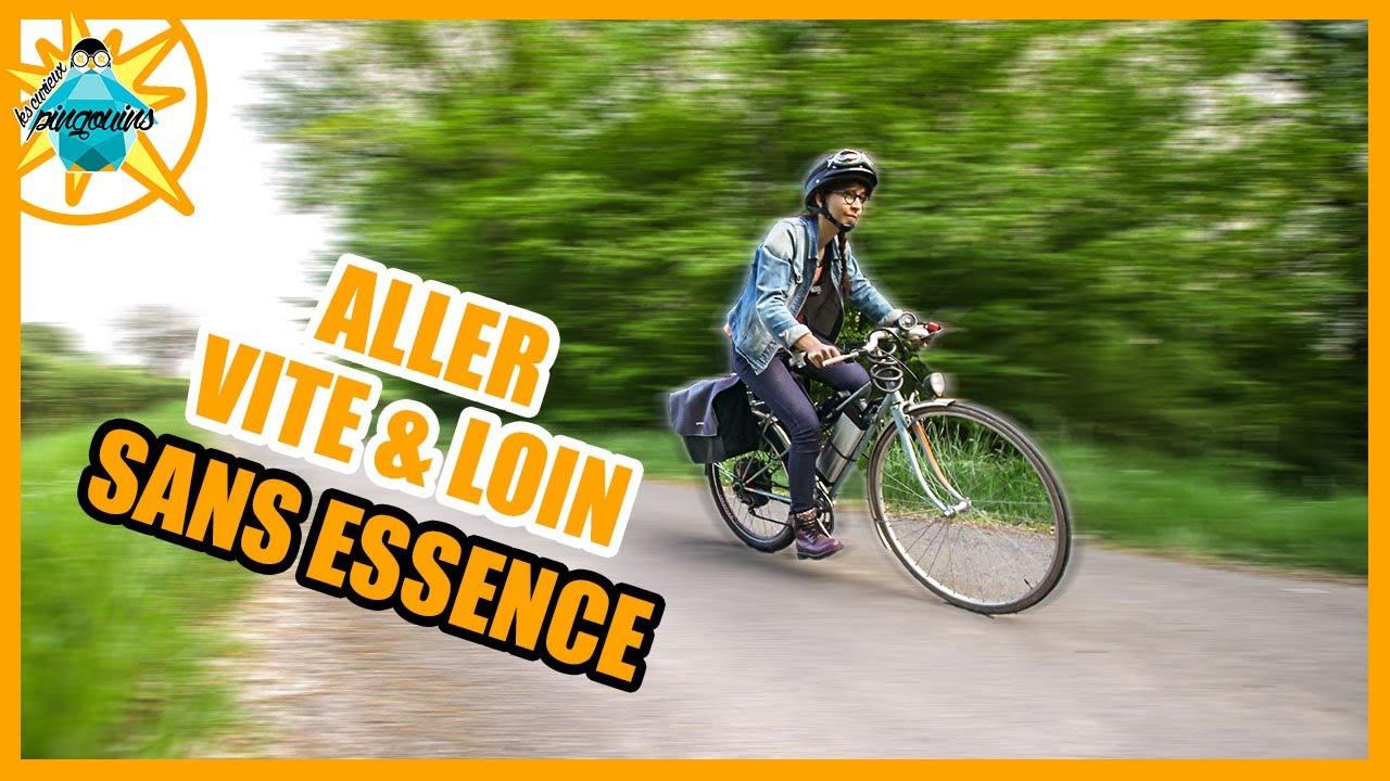 Vélo Électrique Pas Cher !!! (Transformation D'Un Vélo dedans Cheminée Electrique Pas Cher