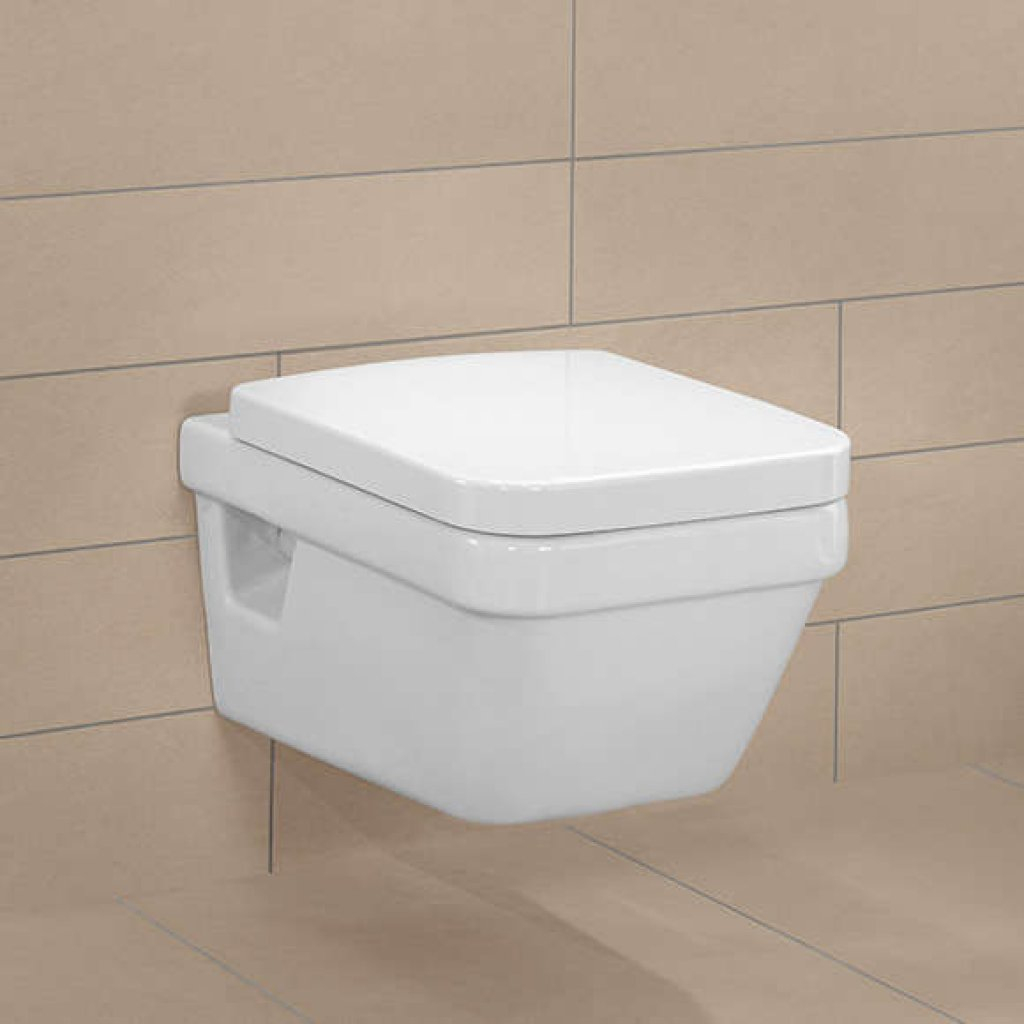 Villeroy & Boch Architectura Rimless Wall Hung Wc intérieur Toilette Villeroy Et Boch