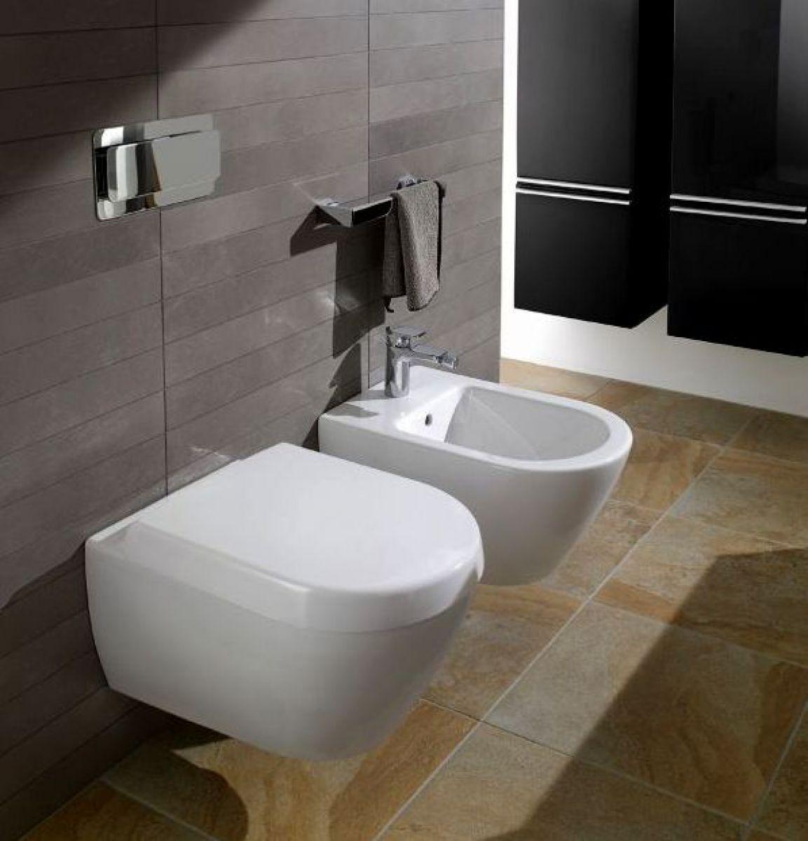 Villeroy & Boch Soho Wall Mounted Toilet : Uk Bathrooms encequiconcerne Toilette Villeroy Et Boch