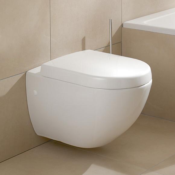 Villeroy & Boch Subway Toilet Seat 9M55S1 9955S1 avec Toilette Villeroy Et Boch