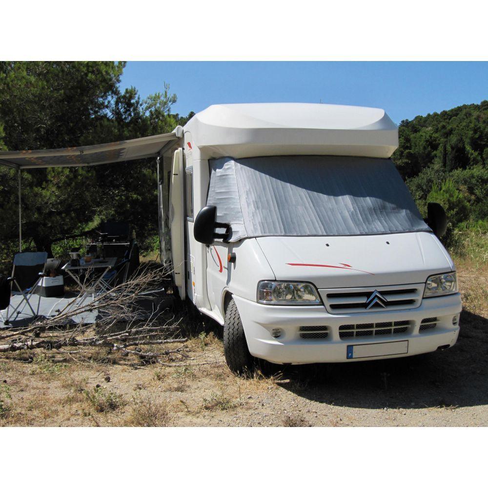Volet Extérieur Isotherme Optima Boxer / Jumper / Ducato encequiconcerne Rideau Isotherme Exterieur Camping Car