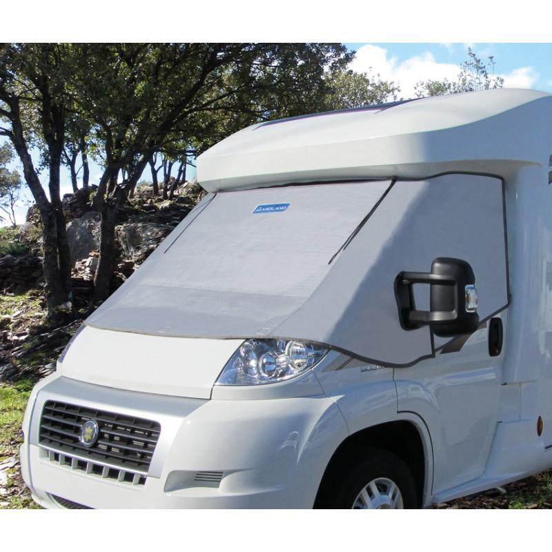 Volet Isolant Extérieur Ouvrant Pano - Isolation De destiné Rideau Isolant Thermique Camping Car