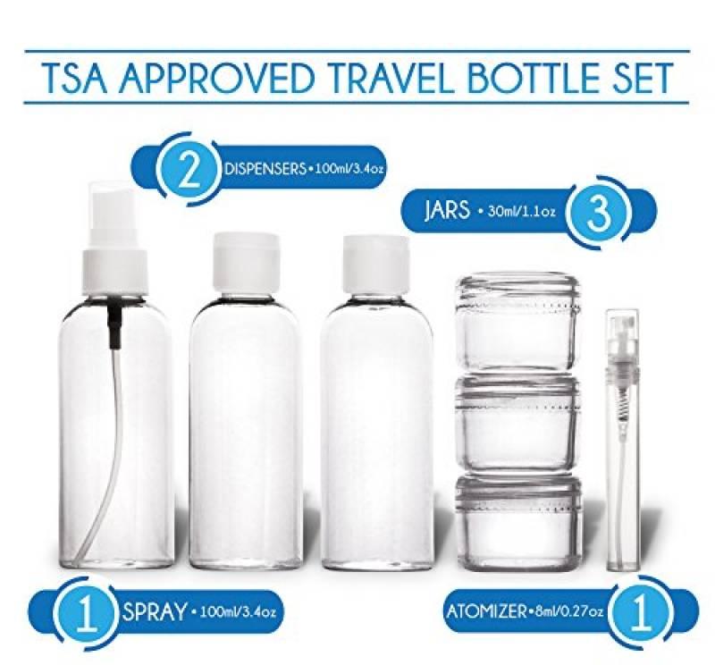 Votre Meilleur Comparatif De : Trousse De Toilette Bagage intérieur Trousse De Toilette Avion Cabine