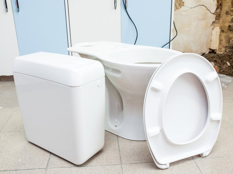 Wc, Abattant Et Lave-Mains - Toilette   Leroy Merlin avec Toilette Suspendu Leroy Merlin