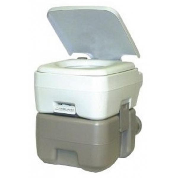 Wc Chimique Portable Klear Cristal | Tienda De Camping Online serapportantà Toilette Chimique Portable