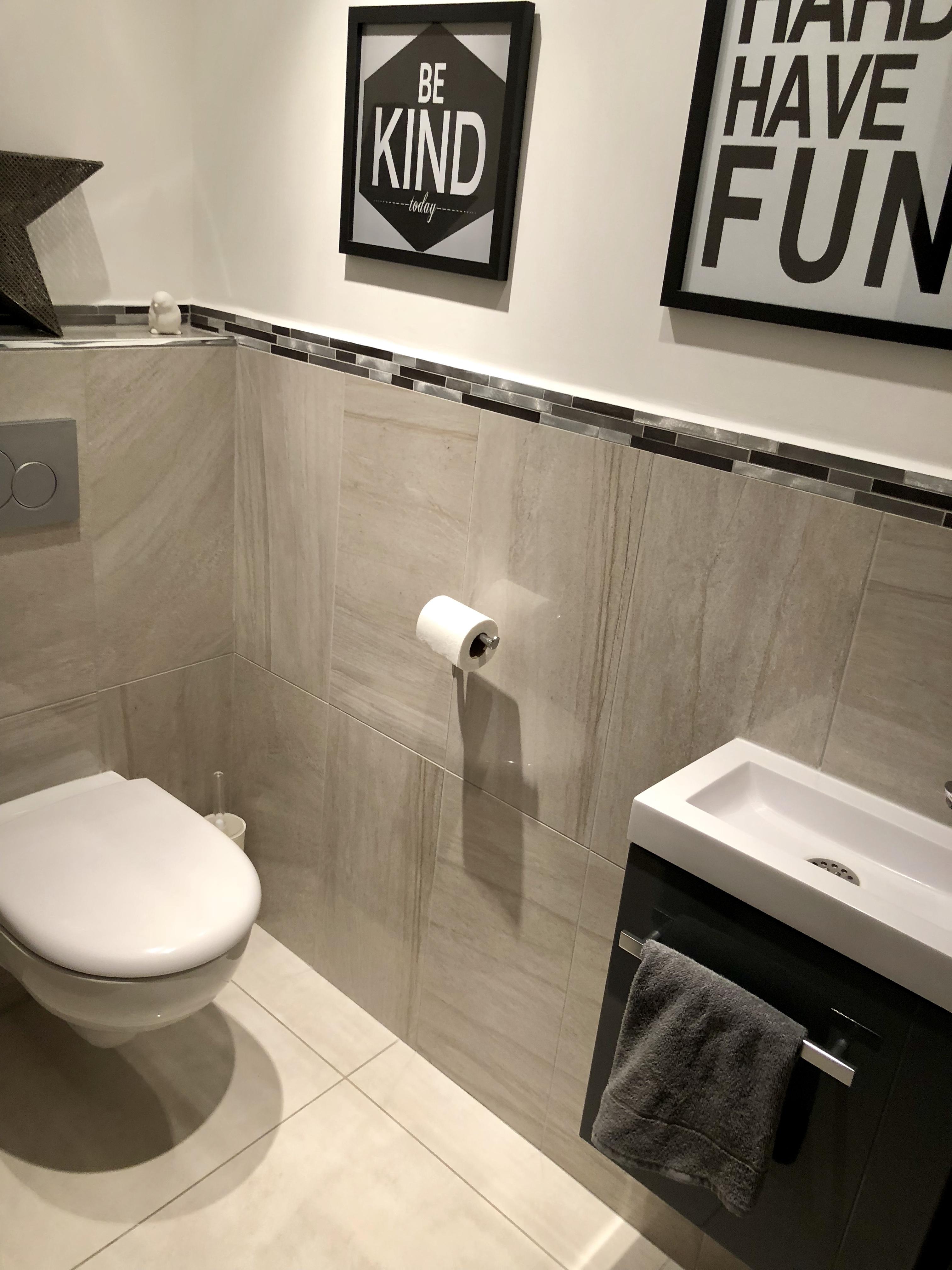 Wc, Hygiène Et Look | Projets Maison tout Toilettes Suspendus