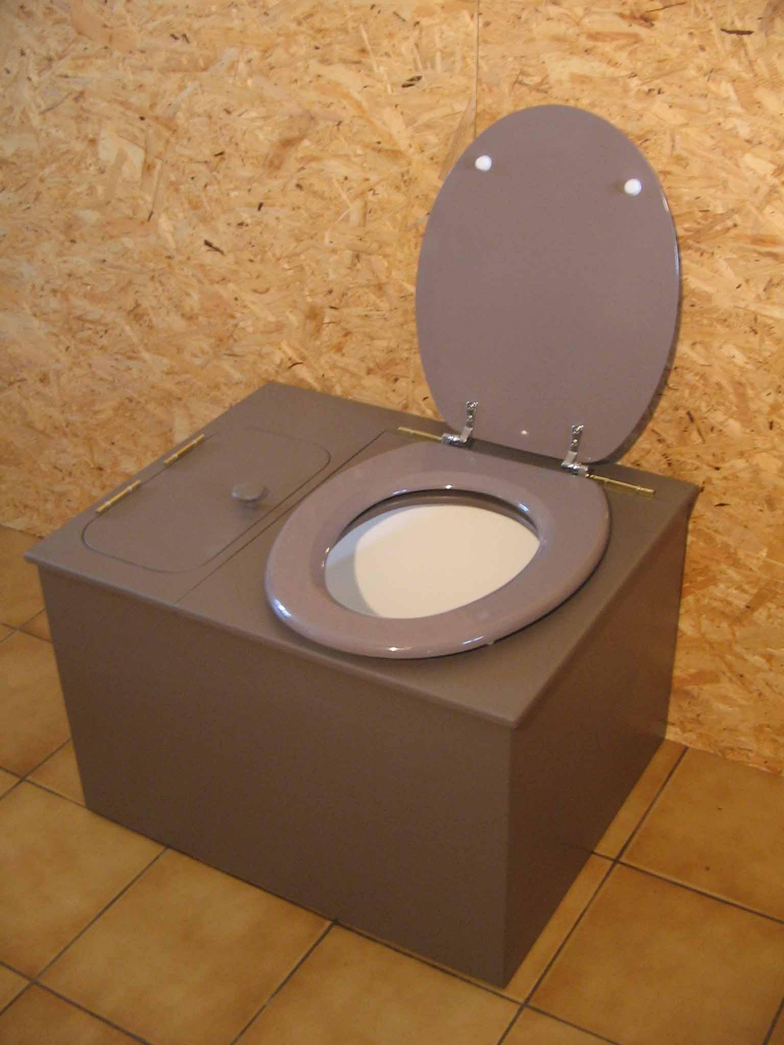 Wc Sec Déja Réalisé | Fabulous Toilettes tout Toilette Seche Reglementation