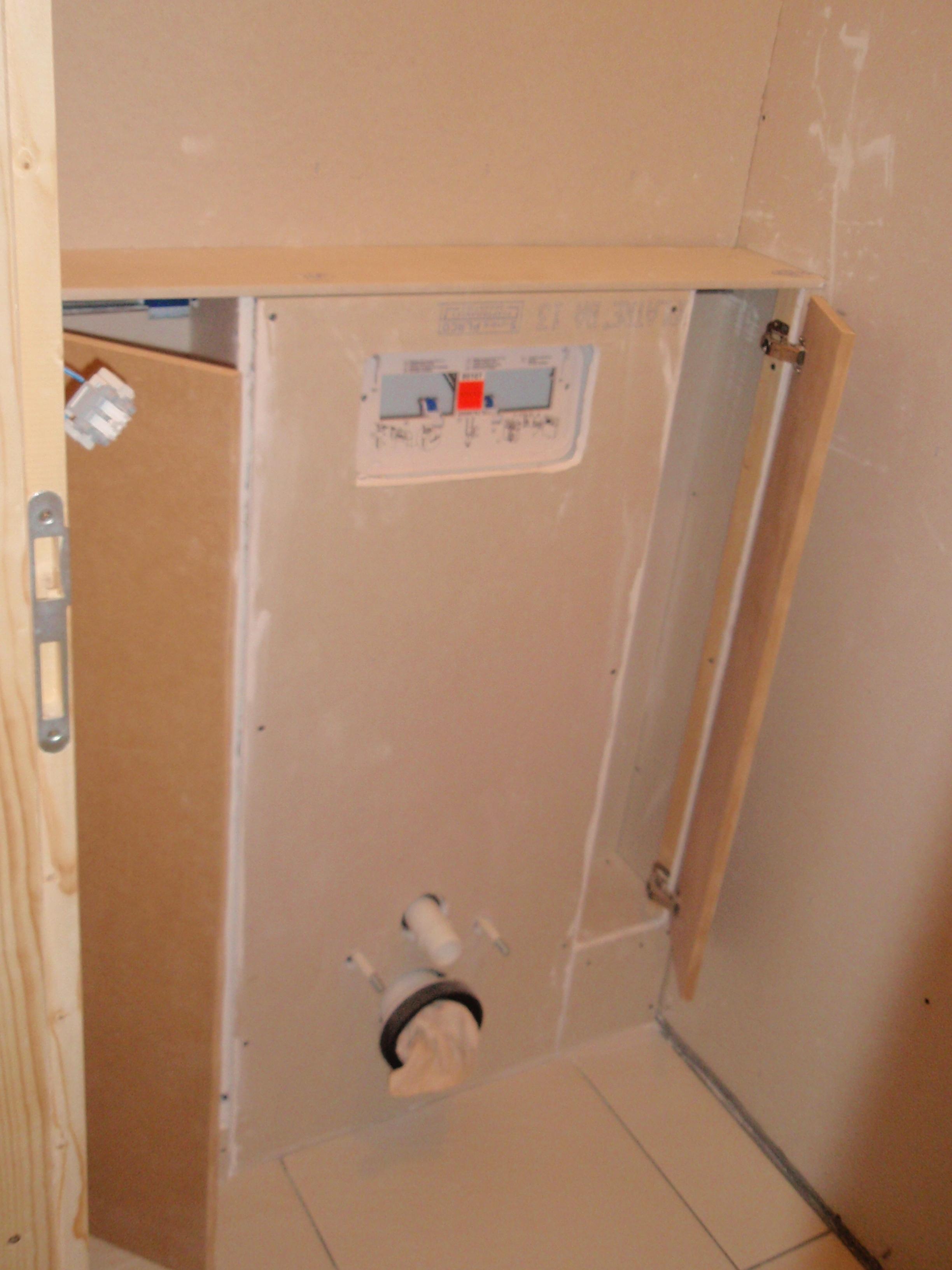 Wc Suspendu | Karkace | Page 2 dedans Placard De Toilette