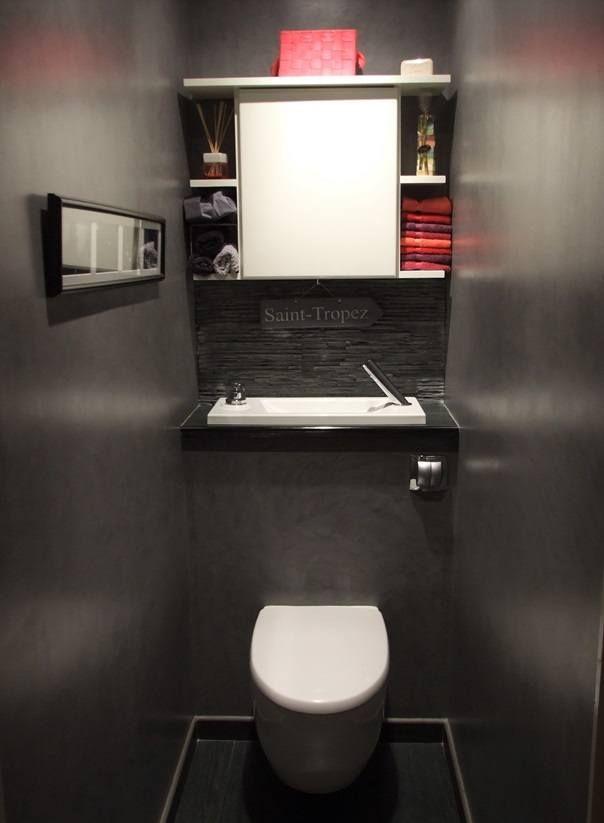 Wici Bati En 2020 | Déco Salle De Bain Toilette, Wc dedans Toilette Suspendu Geberit Prix