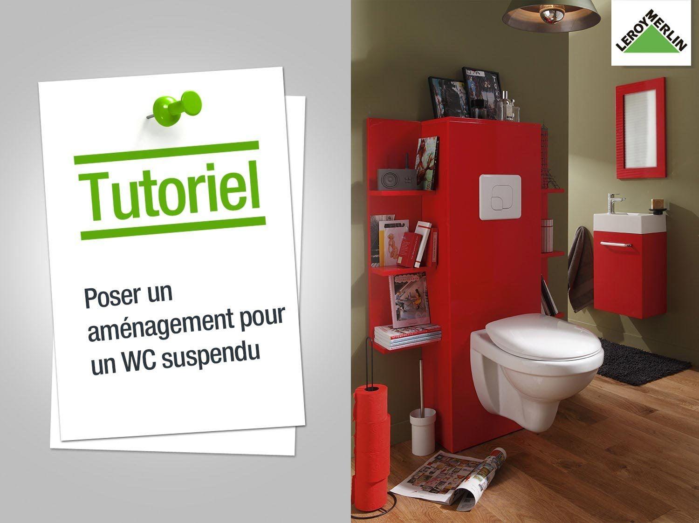 Habillage Wc Suspendu Castorama - AgenceCormierDelauniere.com | AgenceCormierDelauniere.com